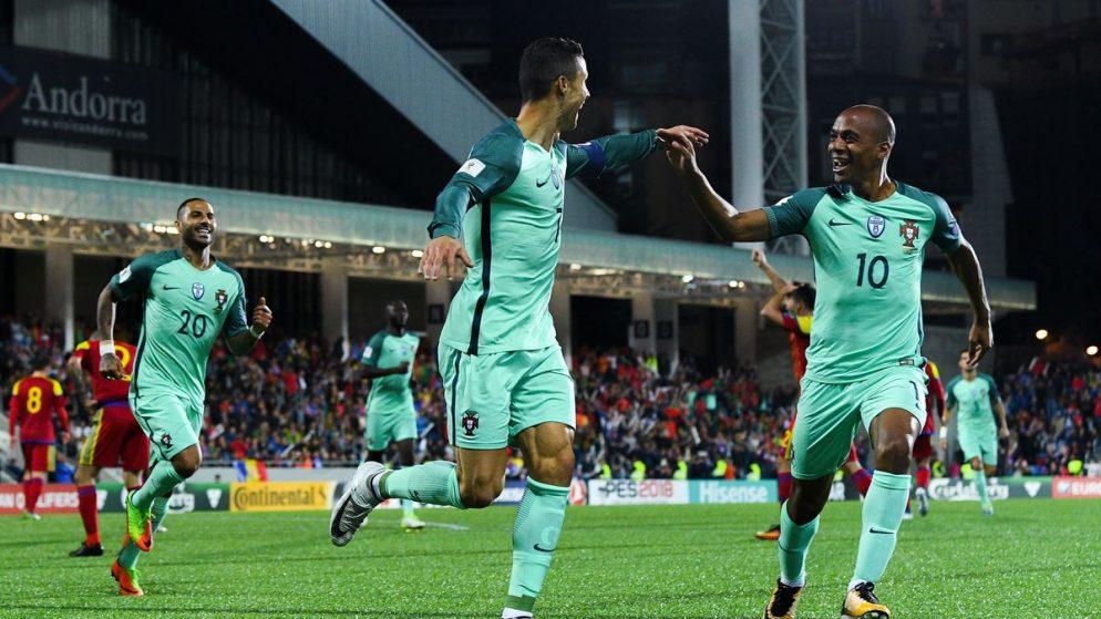 Australia VS Portugal: match in the relegation zone
