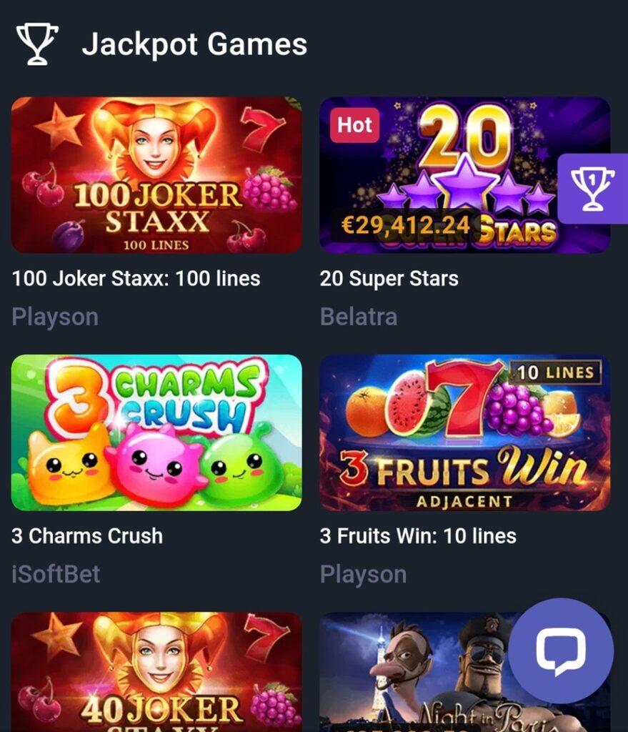 Jckpot Games