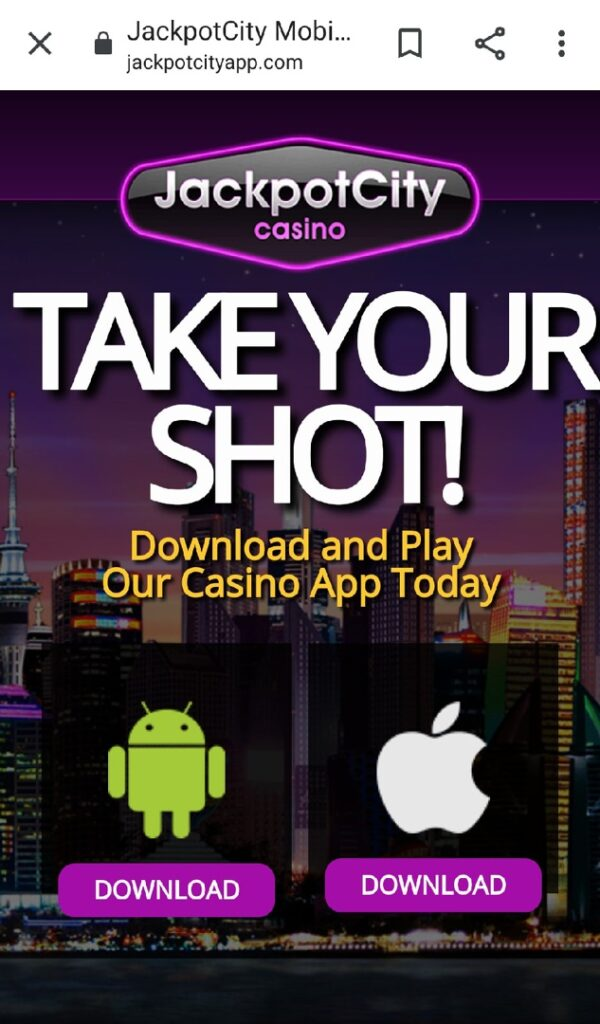 jackpotcity download mobile casino