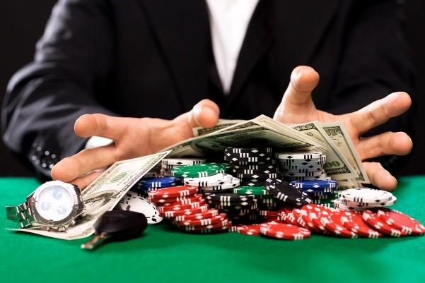Australians are the world leaders in gambling spending