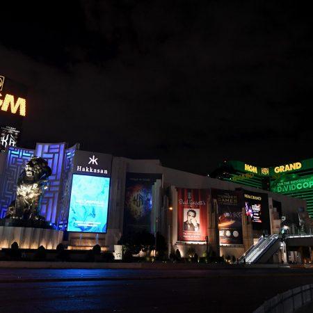 New horizons MGM Resort