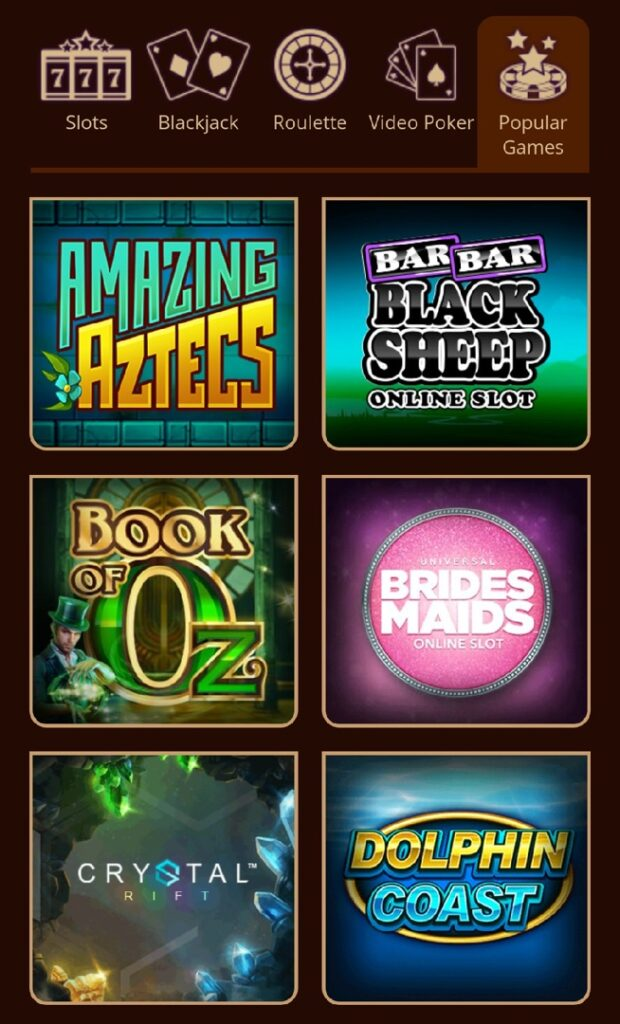 Riverbelle Casino Review