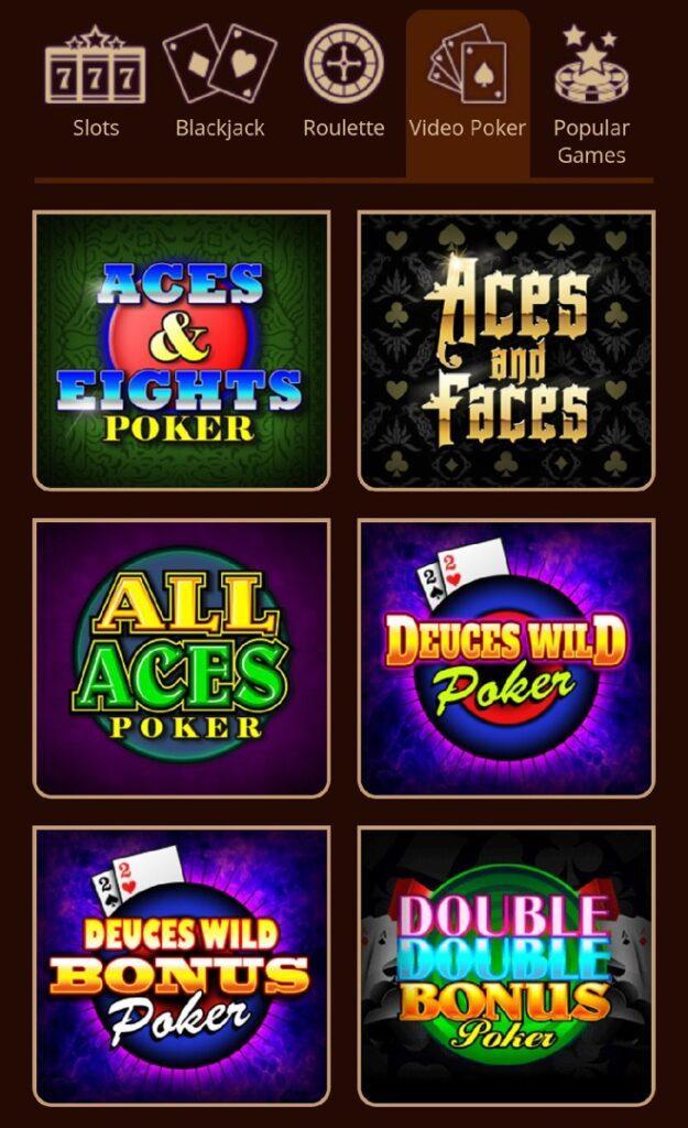 Riverbelle Casino Mobile Poker
