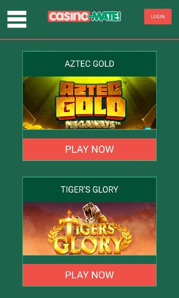 Casino Mate - mobile slots