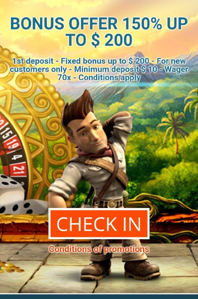Lucky Nugget casino mobile bonus
