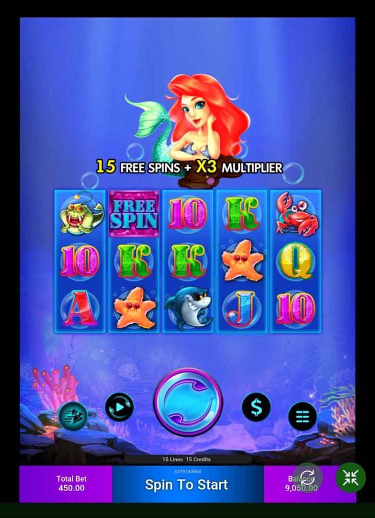 Mermaid play online