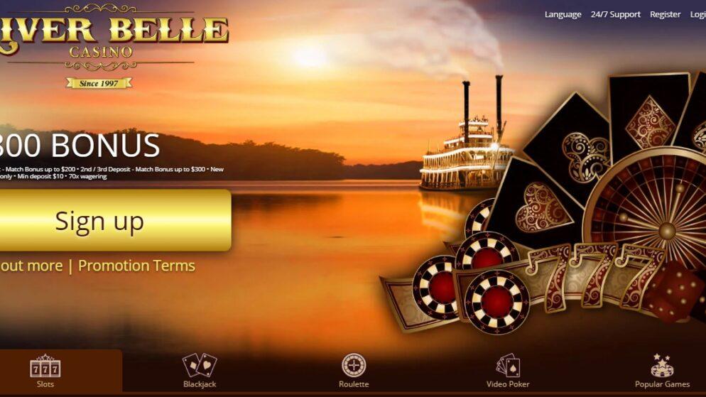 Riverbelle Casino Mobile