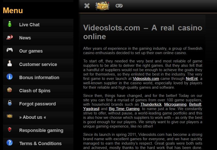 Video Slots Casino Australia