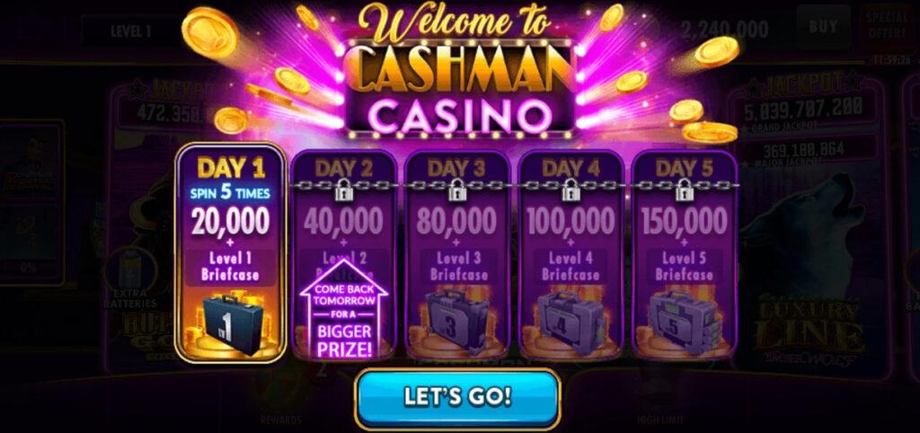 Cashman Slot