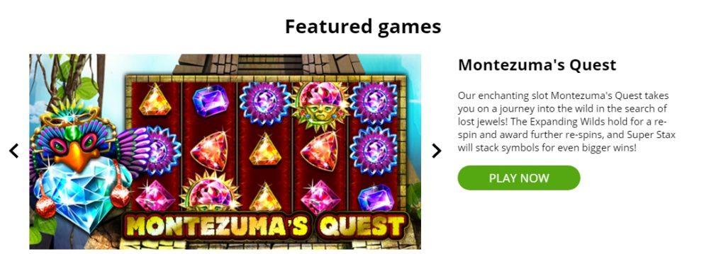 Montezuma's Quest