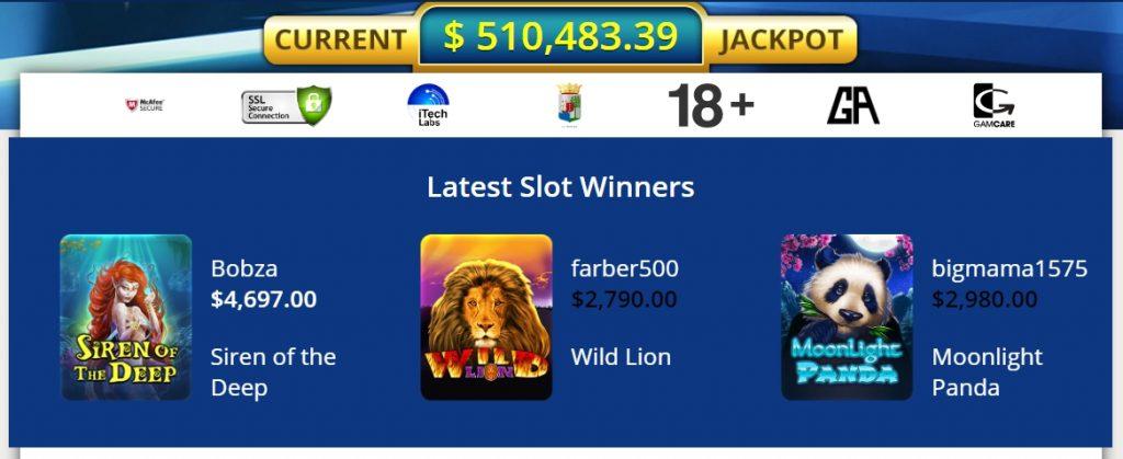 jetbingo casino jackpots