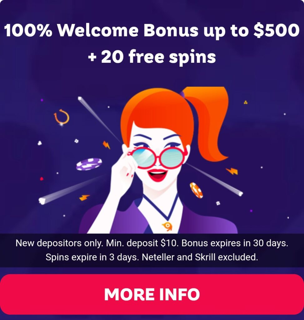 Party Casino Mobile Bonus