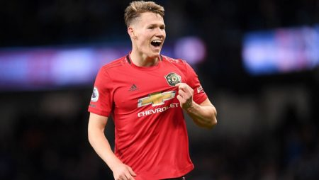 "The player ""Manchester United"" has set a record for the championship of England. No one has ever scored goals so quickly"