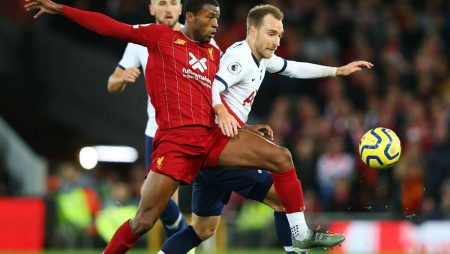 """A review of the match """"Liverpool"""" — """"Tottenham"""" — 2:1"""