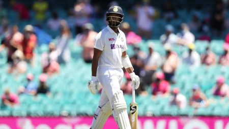 Australia VS India: the third test at SCG