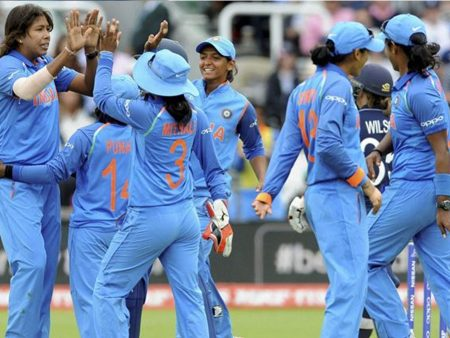 The women's cricket team is suspended from the competition