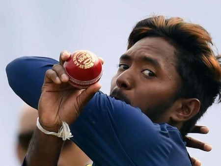 Dananjaya back in international cricket