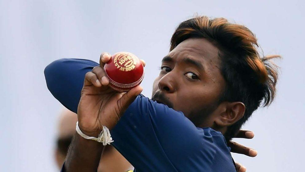 Dananjaya back in international cricket