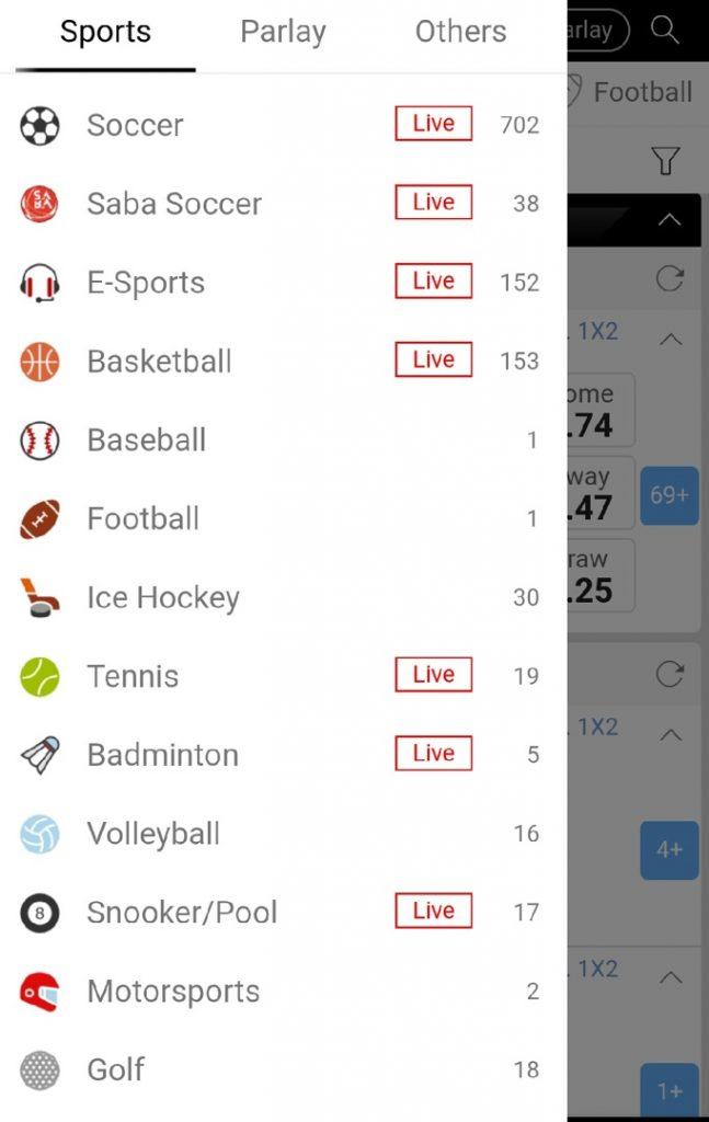 12bet app sports line