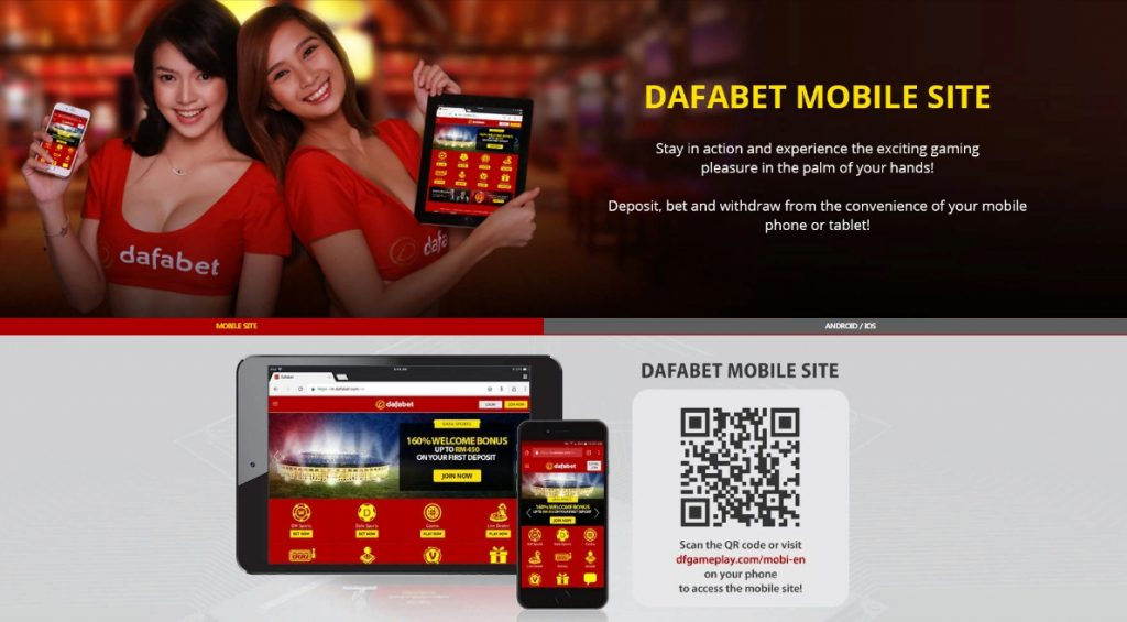 Dafabet mobile site