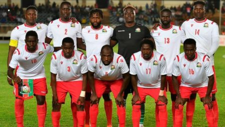 Taiwan suffered a crushing defeat to the National Team of Kenya with a score of 0:4