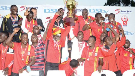 Cecafa Senior Challenge Cup in 2020. Kenya in the final