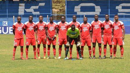 Ulinzi Stars goes to success