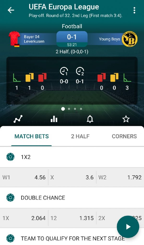 22bet betting app - how to bet