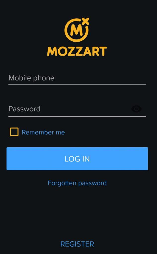 mozzartbet mobile log in