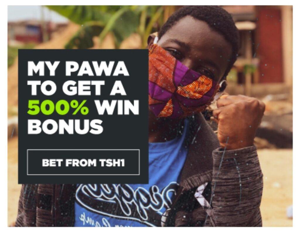 betPawa bonus