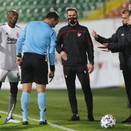 FC Beşiktaş, Taliska'dan Transferle İlgili İlginç Bir Teklif Aldı!